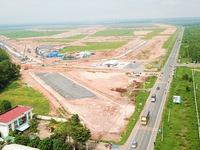 Đẩy nhanh tiến độ bàn giao đất Cảng hàng không quốc tế Long Thành