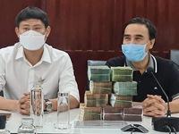 Diễn viên Quyền Linh và những người bạn ủng hộ Bắc Giang và Bệnh viện K 2 tỷ đồng