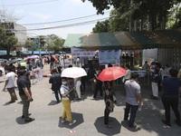 Thủ đô Bangkok của Thái Lan tiếp tục dẫn đầu cả nước về số ca mắc mới COVID-19