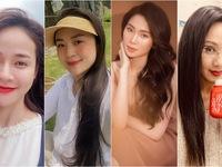 Dàn MC, BTV mê tóc dài: Thụy Vân biến hóa, Hoài Anh cuốn hút, Thu Hương lại 'than' dày
