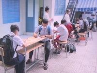Học sinh, giáo viên TP Hồ Chí Minh phải khai báo y tế sau kỳ nghỉ lễ