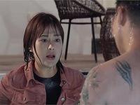 Những màn đụng độ oan gia của Mạnh Trường, Phương Oanh trong 'Hương vị tình thân'