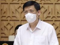 Bộ trưởng Bộ Y tế: 5 điểm cần chấn chỉnh từ ổ dịch BV Bệnh Nhiệt đới Trung ương cơ sở 2