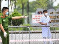 Thêm 20 ca dương tính với SARS-CoV-2 tại Bệnh viện Bệnh nhiệt đới Trung ương