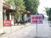 Hưng Yên phát hiện thêm 4 trường hợp dương tính với SARS-CoV-2