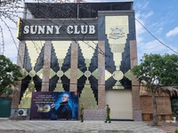 Điều tra các clip nhạy cảm được cho là ở quán bar - karaoke Sunny