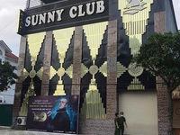 Vụ quán bar Sunny: 2 cán bộ công an bị tạm đình chỉ
