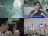 Loạt cảnh kết Hướng dương ngược nắng: Đám cưới đẹp như mơ, Hoàng giỏi võ, Minh gặp mẹ Cami
