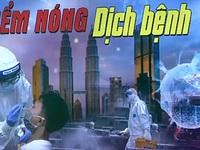 Hơn 9.000 ca nhiễm/ngày, Malaysia là điểm nóng dịch bệnh tại Đông Nam Á
