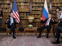 Hội nghị thượng đỉnh Nga - Mỹ mang tính xây dựng,  tích cực dưới góc độ ngôn ngữ hình thể