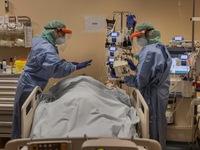 Bệnh nhân nhiễm biến thể Delta và Kappa tăng mạnh tại Italy
