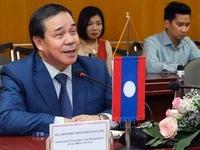 Top Lao leader's Vietnam visit reaffirms stance in promoting bilateral relations: Lao diplomat