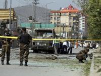 Đánh bom xe bus liên tiếp ở Kabul (Afghanistan) khiến 12 người thiệt mạng