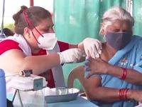 Số ca nhiễm mới tại Ấn Độ tiếp tục giảm