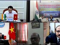 Hợp tác công nghệ thông tin và truyền thông giữa Việt Nam và Ấn Độ trong bối cảnh COVID-19
