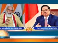 Quan hệ Việt Nam - Ấn Độ gắn bó từ lâu đời và ngày càng phát triển tốt đẹp, hiệu quả