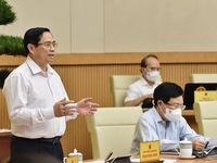 Gov't convenes regular meeting to review activities in June, first half