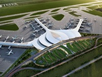 Construction of Long Thanh Airport's terminal, runway slated for Q1 2022