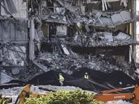 Vụ sập tòa nhà ở Florida: Thêm nhiều thi thể được tìm thấy, tổng số người tử vong tăng lên 95