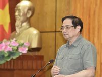 PM asks Tay Ninh strengthen COVID-19 prevention, control