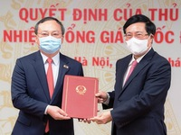Do Tien Sy appointed as General Director of Voice of Vietnam