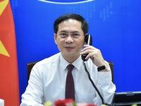 Vietnam, Egypt discuss ways to deepen bilateral ties