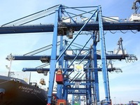 Cước vận tải biển Á - Mỹ lên mức kỷ lục