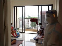 TP. Hồ Chí Minh có thêm 2.226 bệnh nhân COVID-19 ra viện