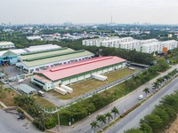 Industrial land area surges in first 5 months of 2021