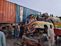 Tai nạn xe bus kinh hoàng tại Pakistan, ít nhất 33 người thiệt mạng