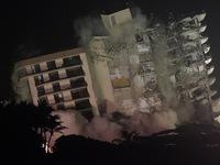 Mỹ dừng chiến dịch tìm kiếm nạn nhân trong vụ sập tòa nhà chung cư ở bang Florida