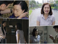 Hãy nói lời yêu - Tập 30: Gián tiếp khiến mẹ Phan rơi vào cảnh nguy kịch, bà Hoài một lần nữa khiến My ghê sợ