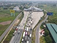 Hà Nội công bố 16 luồng xanh giao thông kết nối với luồng xanh quốc gia
