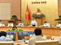 Chính phủ tạo điều kiện tối đa để TP Hồ Chí Minh và các tỉnh sớm đầy lùi dịch COVID-19