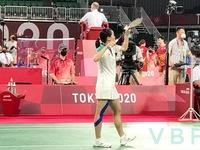 Olympic Tokyo 2020   Cầu lông   Nguyễn Thùy Linh khởi đầu thuận lợi