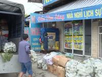 TP Hồ Chí Minh: Chợ đóng, gia tăng nguy cơ lây lan dịch bệnh từ xe trả hàng dọc đường