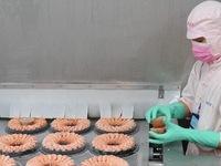 Vietnam's shrimp exports rake in US$1.7 billion in H1