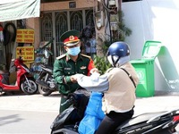 TP Hồ Chí Minh: Từ 26/7, người dân không ra đường sau 18h