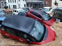 Lũ lụt tàn phá nước Bỉ lần thứ 2 chỉ trong hơn một tuần