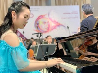 Online youth piano competition launched nationwide