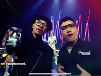 Euro rap: Vibrant with its own style on VTV