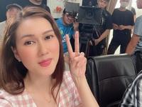 Hương Giang tiếc vì quay phim ròng rã 6 tháng, 'Mùa hoa tìm lại' kết thúc trong chớp mắt