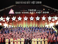 Vietnam Gold Star Award 2021 launched