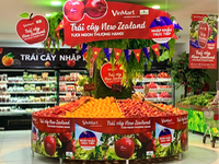 New Zealand Fruit Week launches at Vinmart retail chain