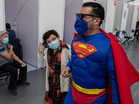 Chile trở thành quốc gia có tỷ lệ tiêm chủng cao nhất thế giới