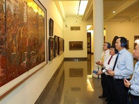 Vietnam Fine Art Museum and its 55-year journey of accompanying fine arts heritages