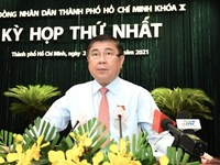 Ho Chi Minh City People's Council opens first meeting to elect key leaders