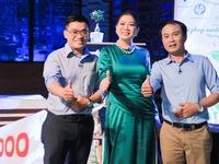 Shark Tank Việt Nam: Shark Liên chốt deal triệu đô để làm quà tặng ông xã