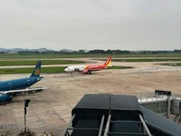 Vinh – HCM City flights suspended from 0:00 on July 2