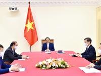 Vietnam, Cuba discuss possible COVID-19 vaccine production cooperation